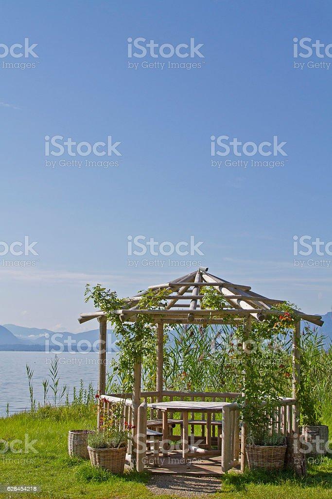 Idyllic outdoor Feeling stock photo
