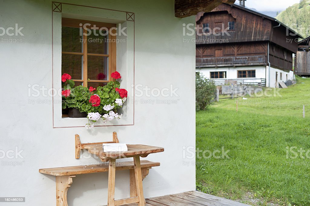 Idyllic Place stock photo