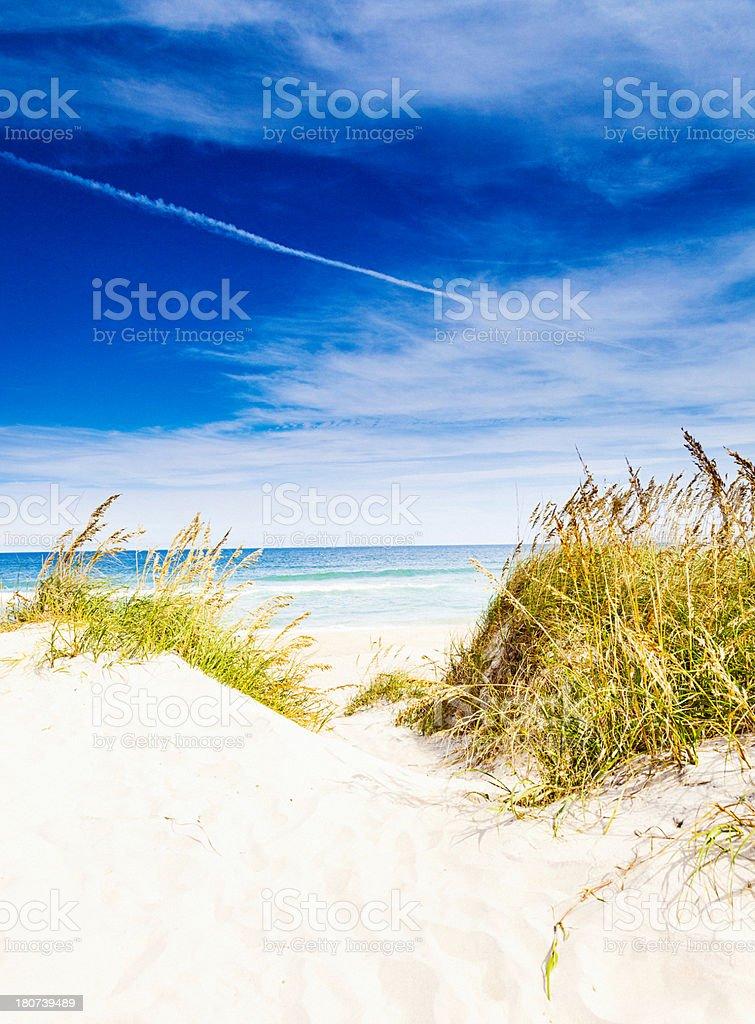 Idyllic Seascape royalty-free stock photo