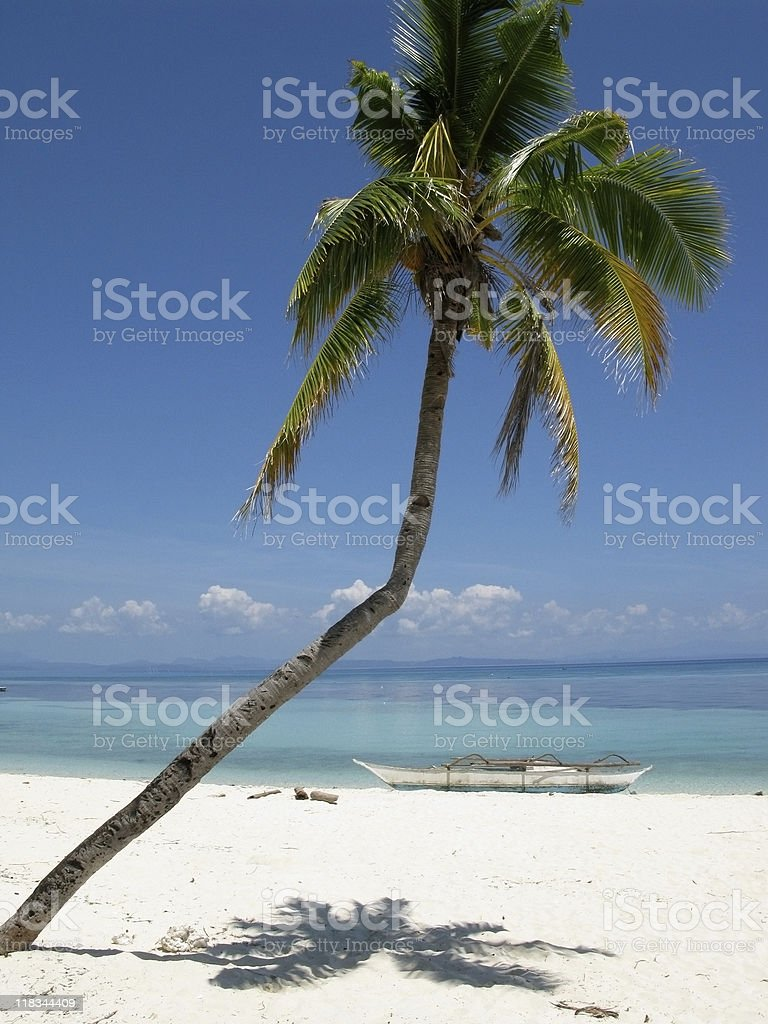 Idyllic Summer Resort stock photo