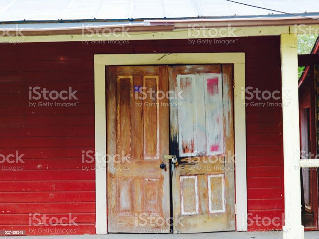 If Doors Could Talk stock photo