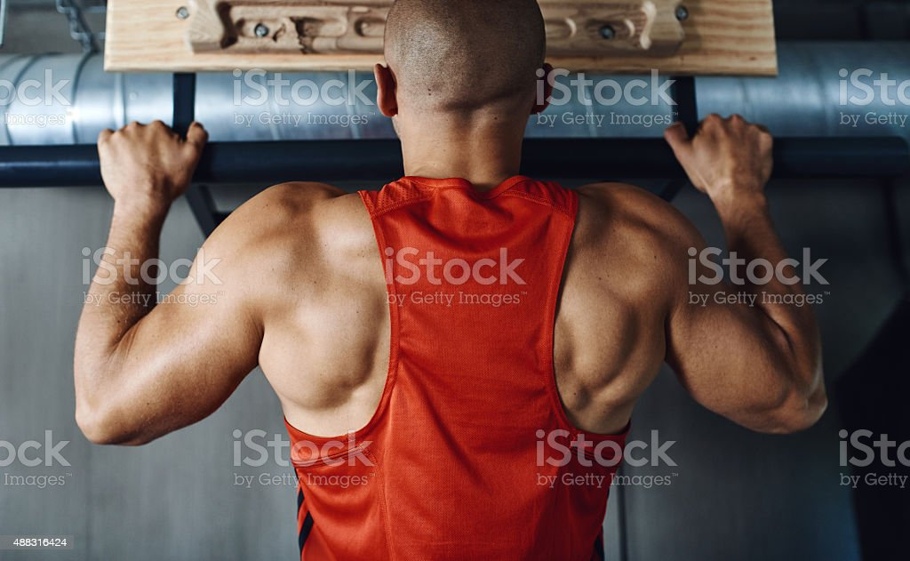 If it doesn't challenge you, it doesn't change you stock photo