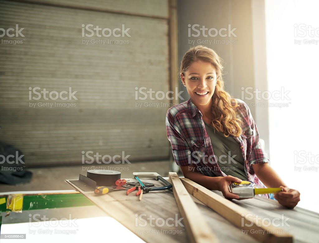 If it needs repairing, I'm the one to call stock photo