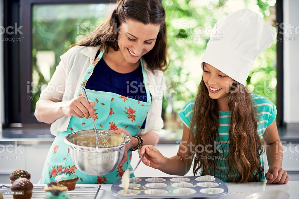 If there's a whisk, there's a way stock photo
