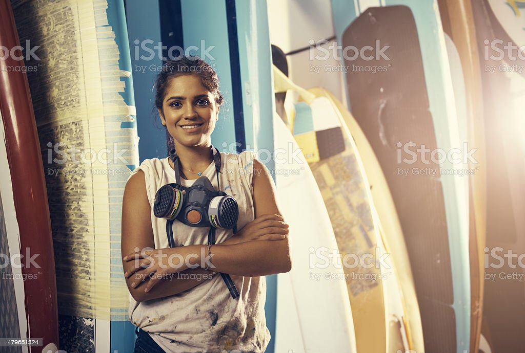 If you can dream it, you can do it stock photo