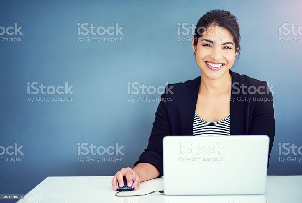 If you work really hard, amazing things will happen stock photo