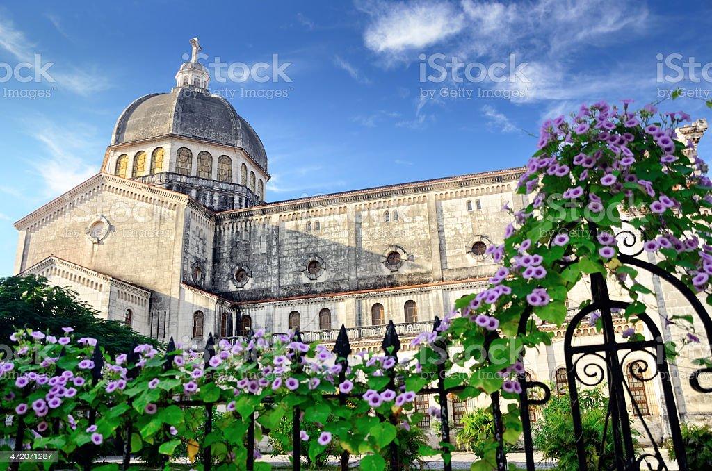 Iglesia de Jesus of Miramar, Havana stock photo