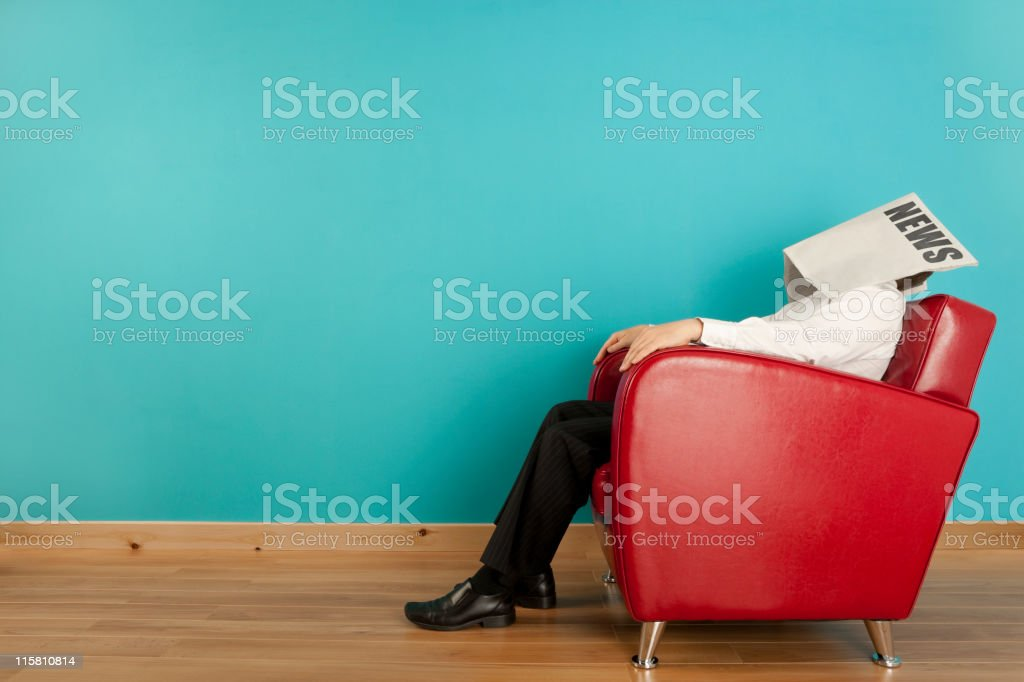 Ignore stock photo