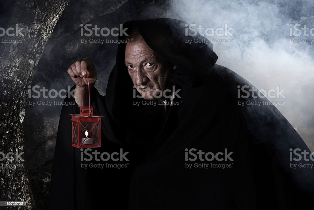 Igor. Diogenes stock photo