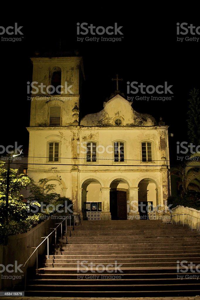 Igreja royalty-free stock photo