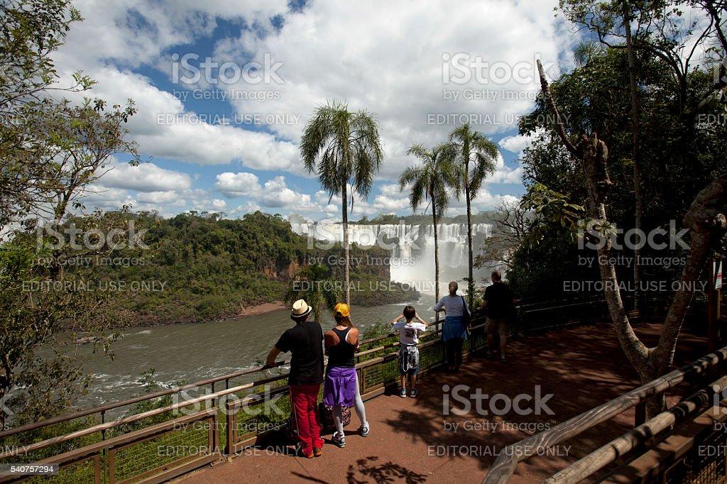 Iguazu National Park stock photo