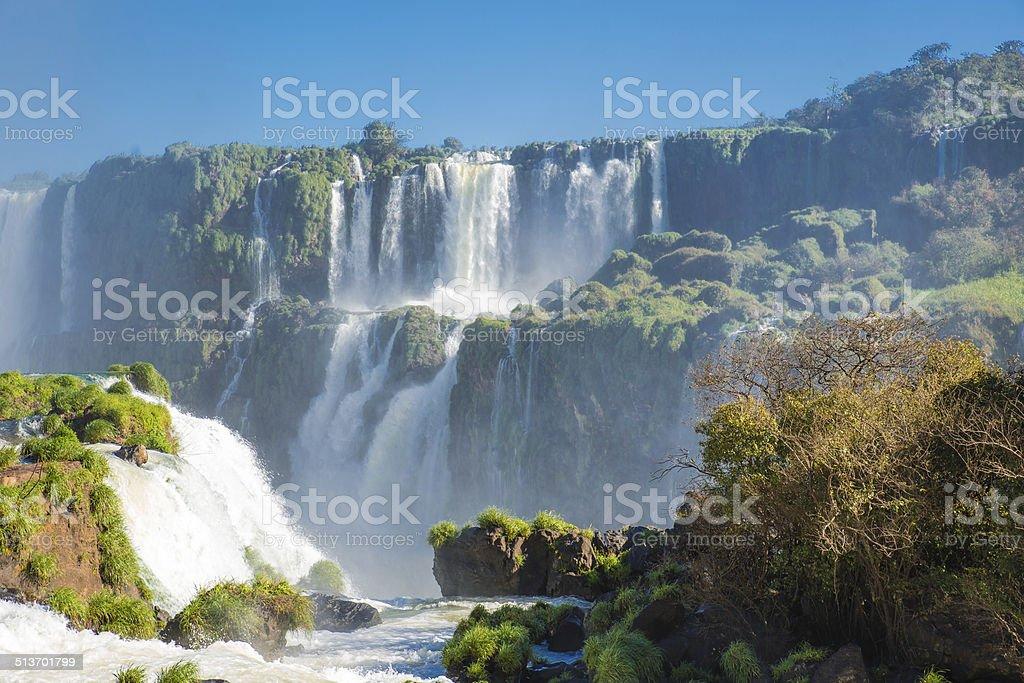 Iguazu stock photo