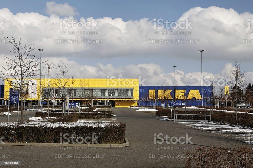 Ikea stock photo