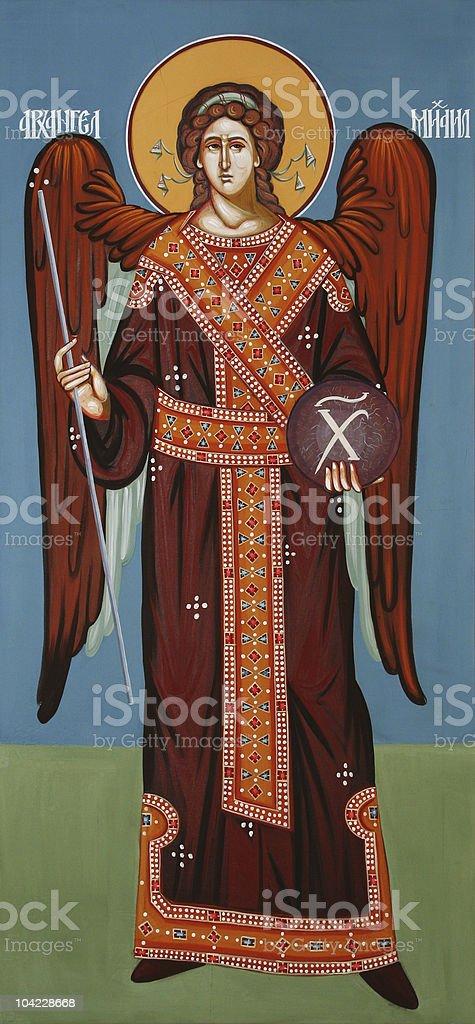 Ikona, Orthodox icon royalty-free stock photo