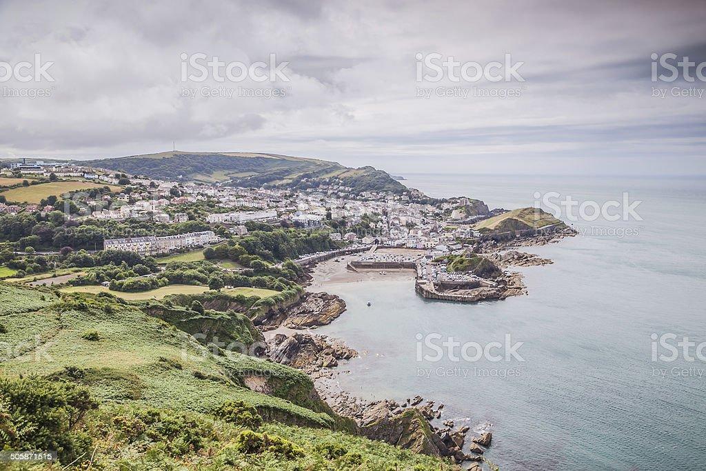 Ilfracombe, Devon stock photo