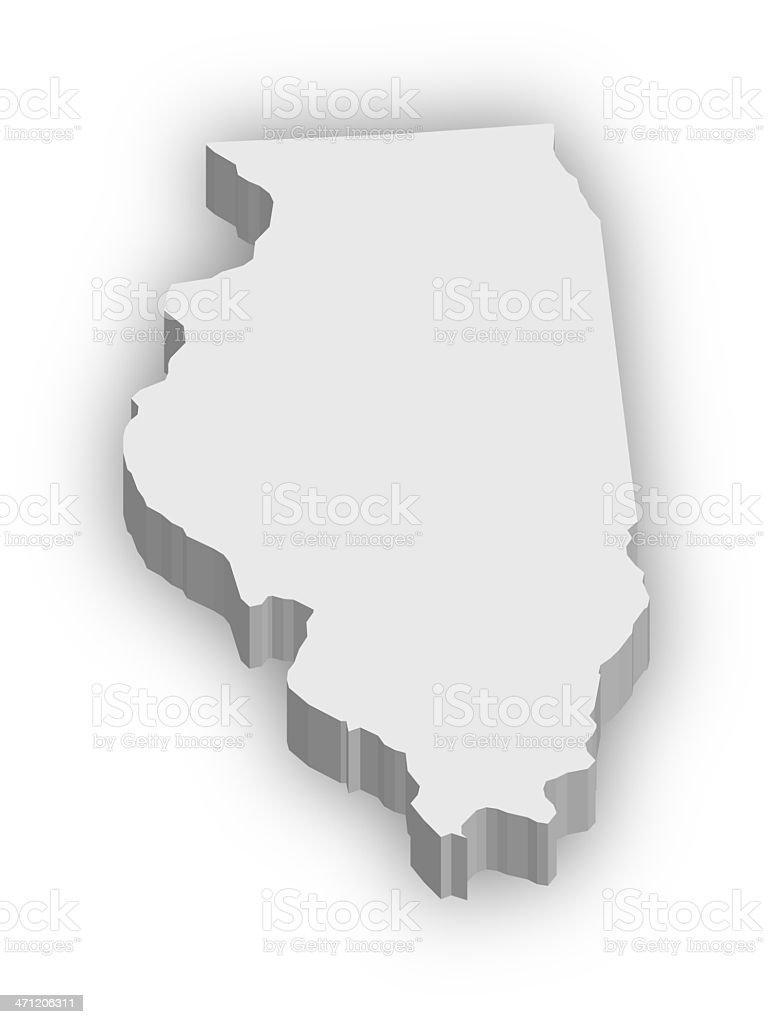 Illinois royalty-free stock photo