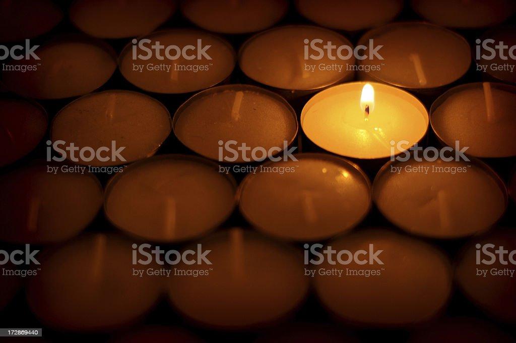 Illuminate stock photo