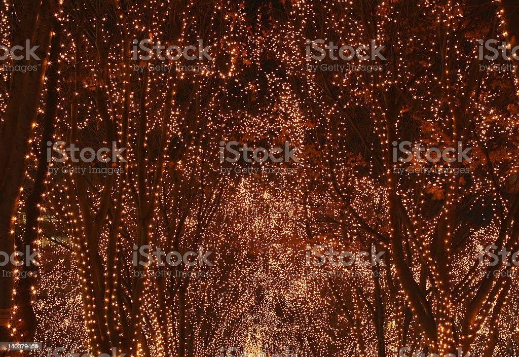 Illumination background royalty-free stock photo