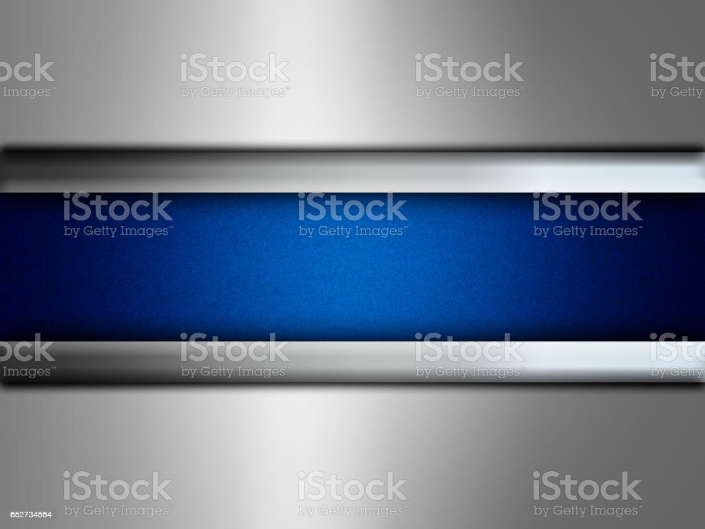Illustration of metal and concrete background stock photo
