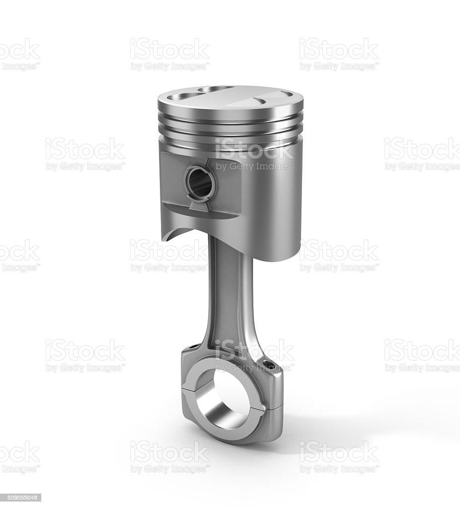 illustration of piston stock photo