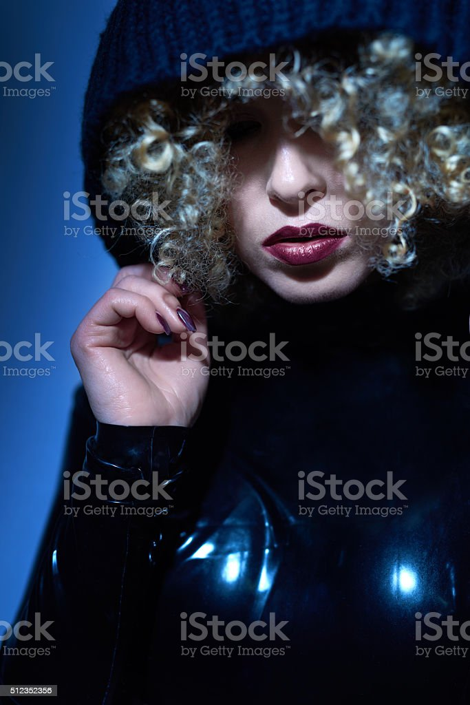 i'm following your soul stock photo