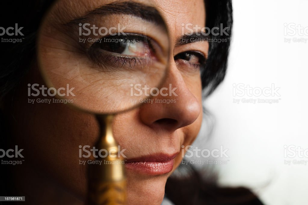 Im looking you royalty-free stock photo