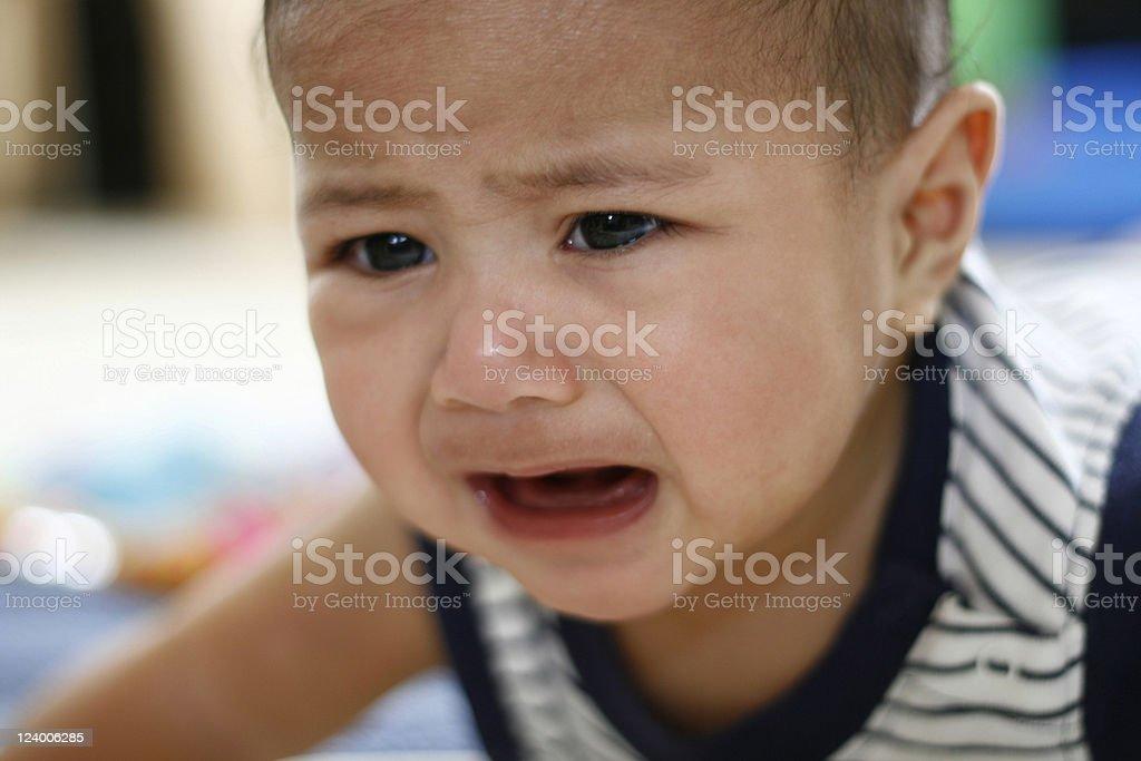 i'm not happy stock photo