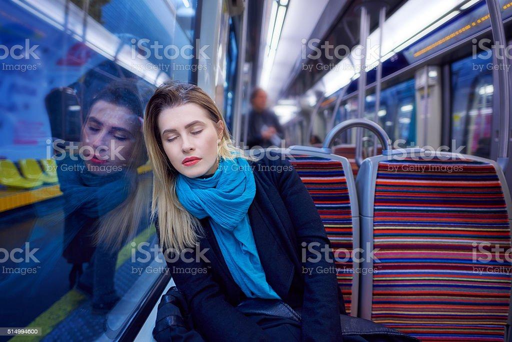 i'm so tired stock photo
