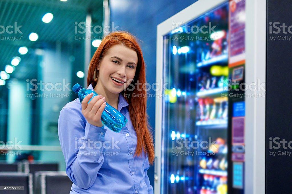 i'm thirtsy stock photo