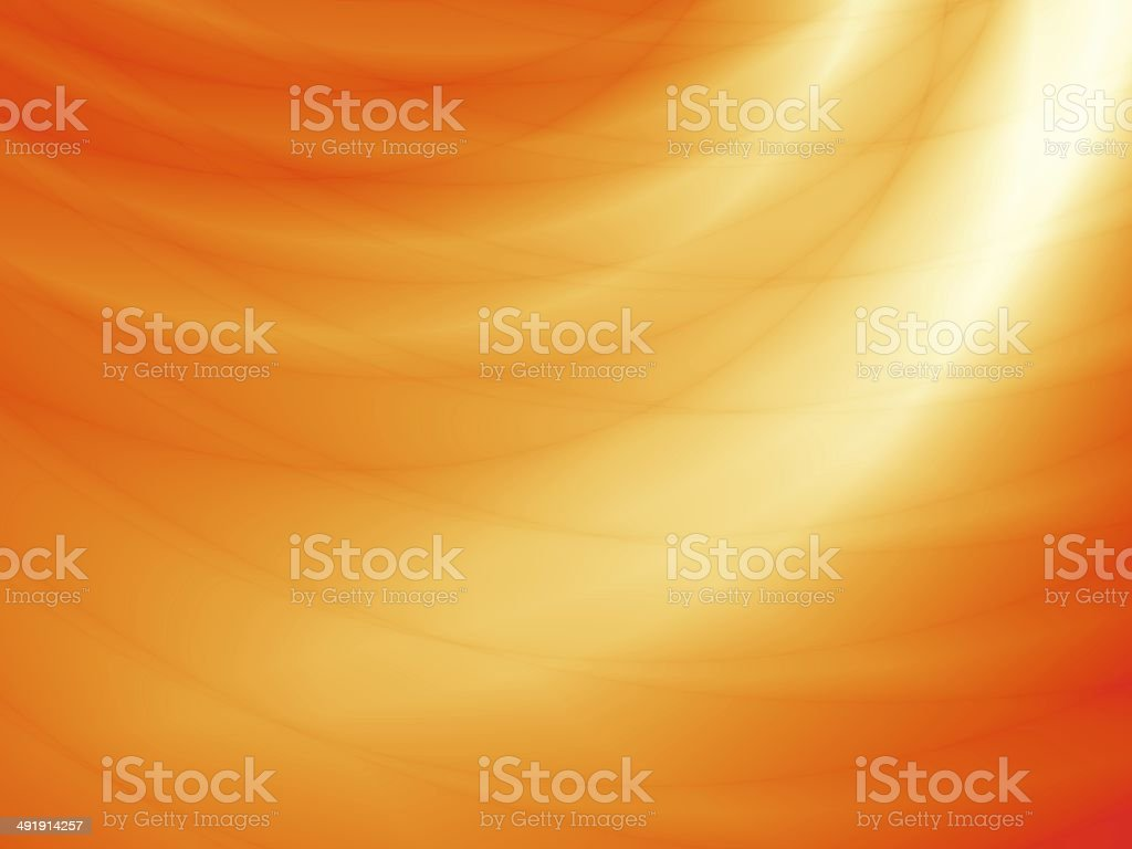 Image bright abstract sunny wave design stock photo