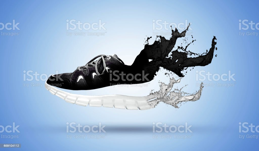 Image Compositing - Product photography stock photo