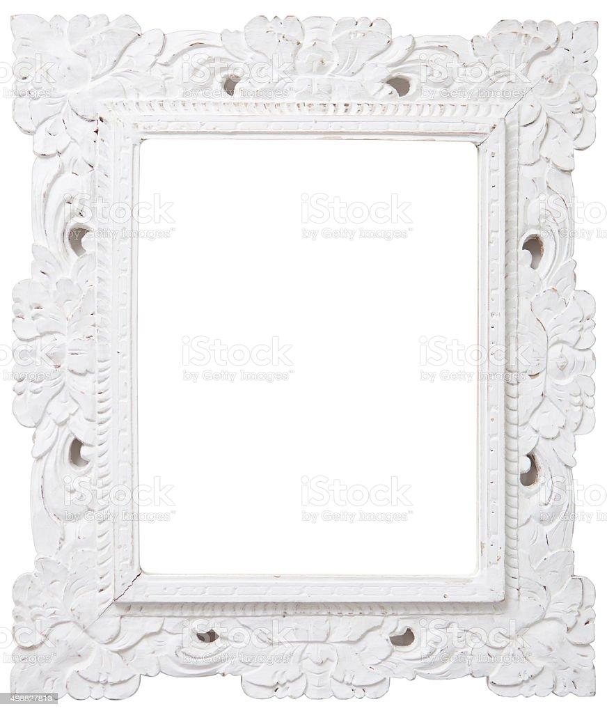 Image frame. Photo frame stock photo