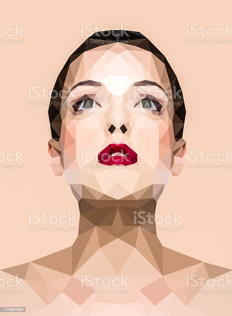 image of a woman stock photo