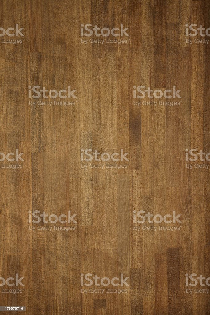 Image of an empty wooden floor royalty-free stock photo