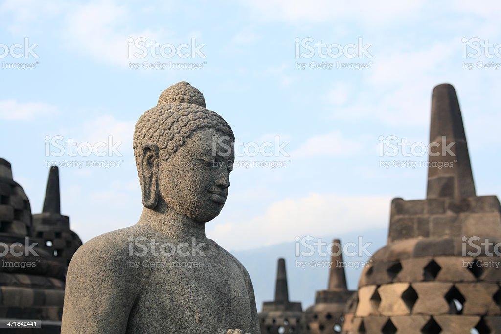 Image of Buddha royalty-free stock photo