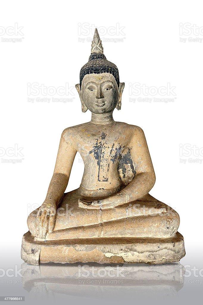 Bild von buddha Lizenzfreies stock-foto