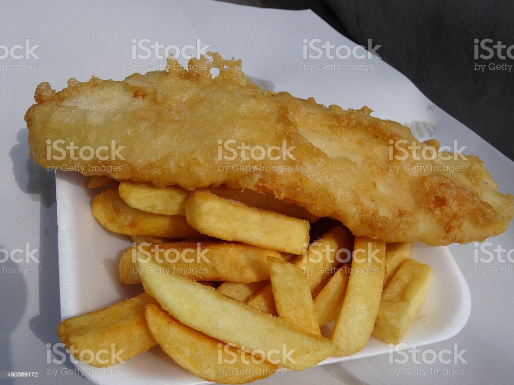 Image result for fish and chips polystyrene