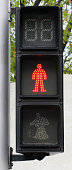 image of red traffic lights