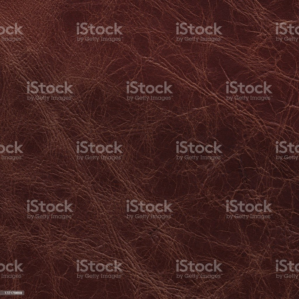 image of severly grained leather royalty-free stock photo