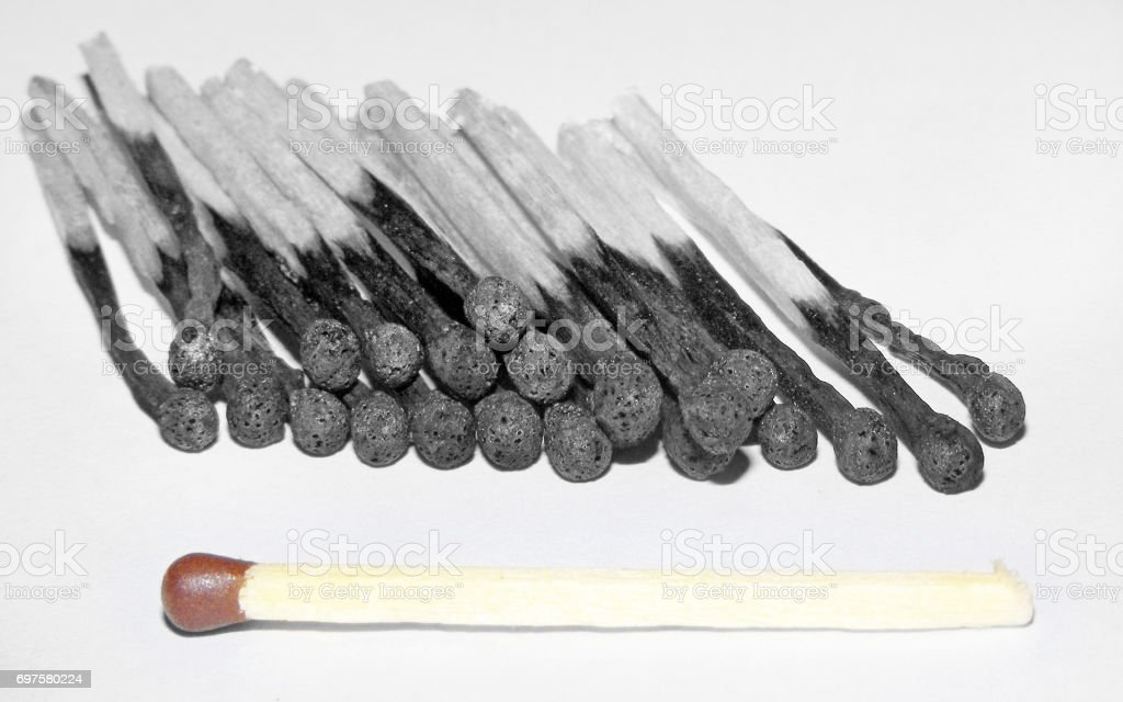 image of the leader in stiletto of the metaphor stock photo