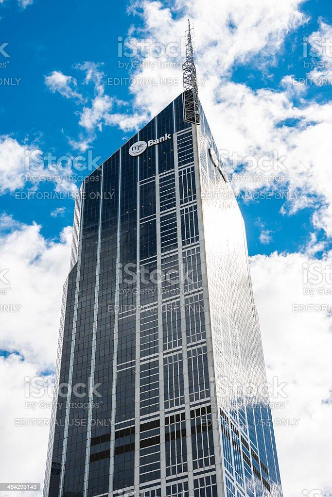 Imagem da Torre Central de Melbourne foto royalty-free
