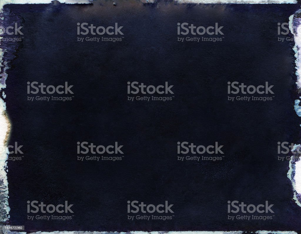 Image Transfer Frame stock photo