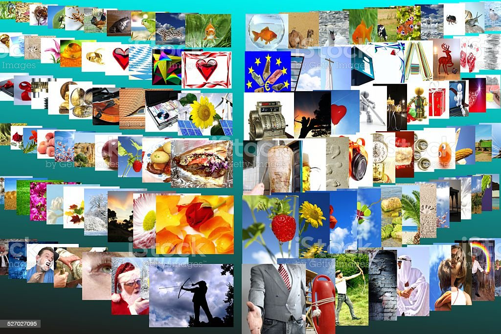 images Categories stock photo