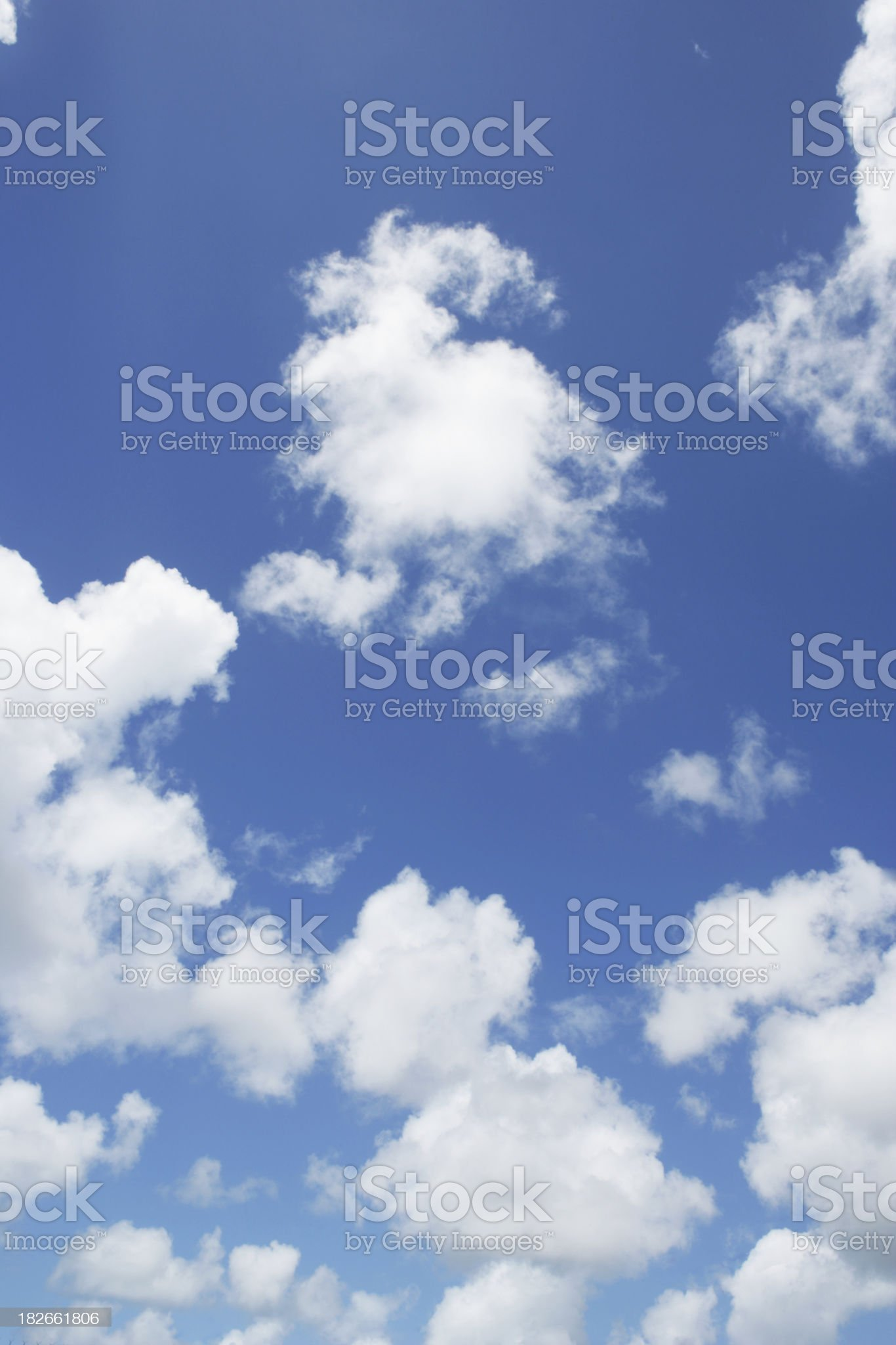 Imagination of Sky royalty-free stock photo