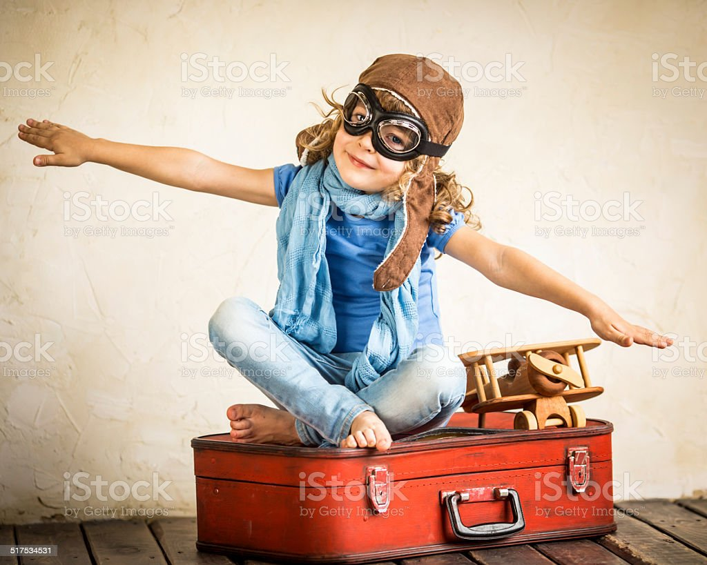 Imagination stock photo