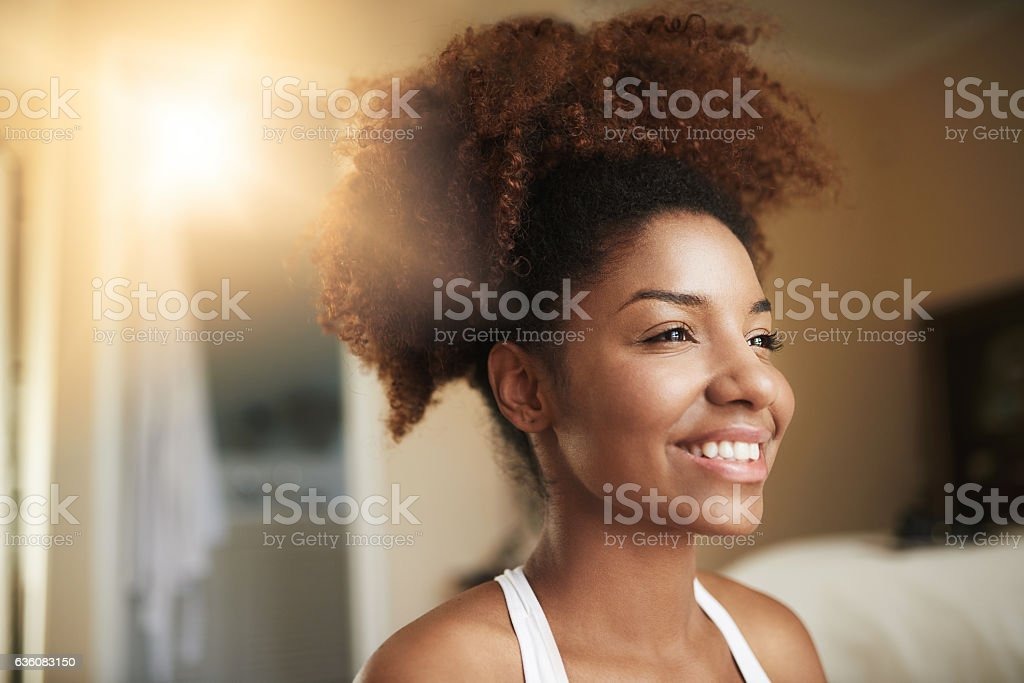 Imagine what you'll look like in three months stock photo