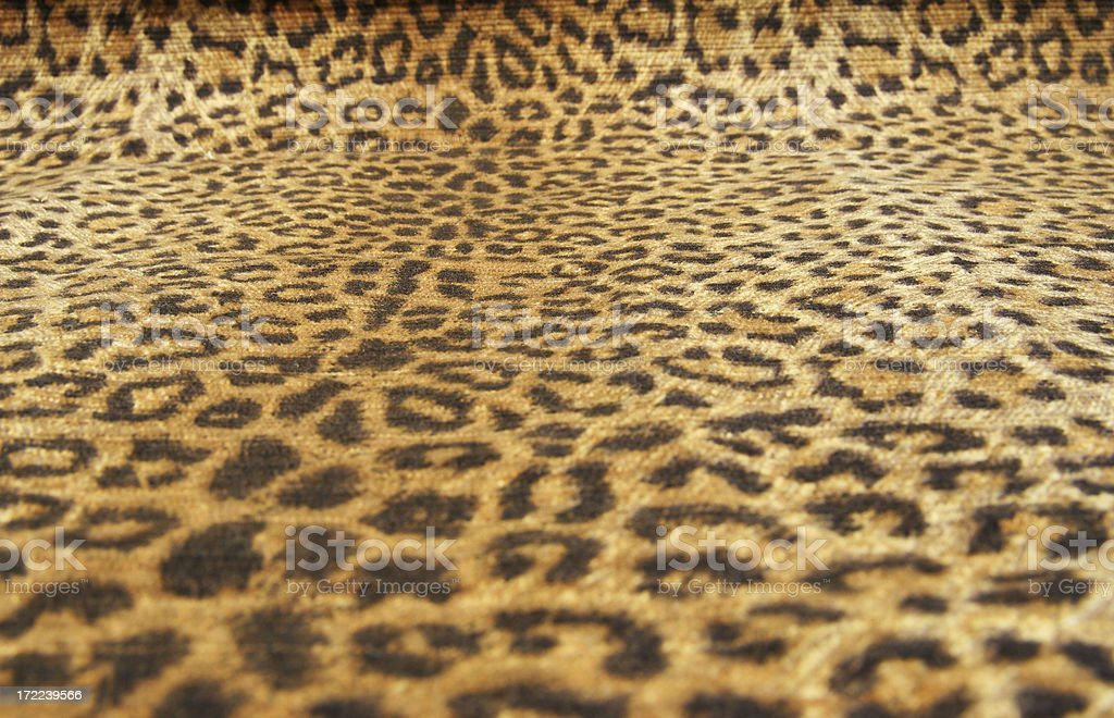 Imitation Leopard Print Background three stock photo