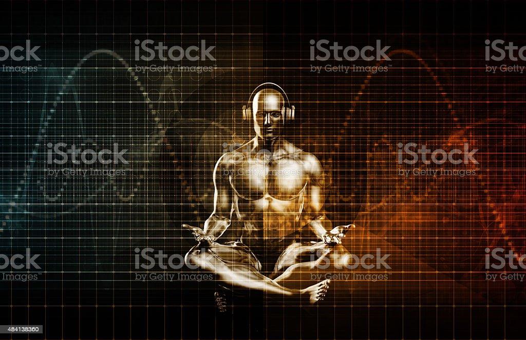Immersive Technology stock photo