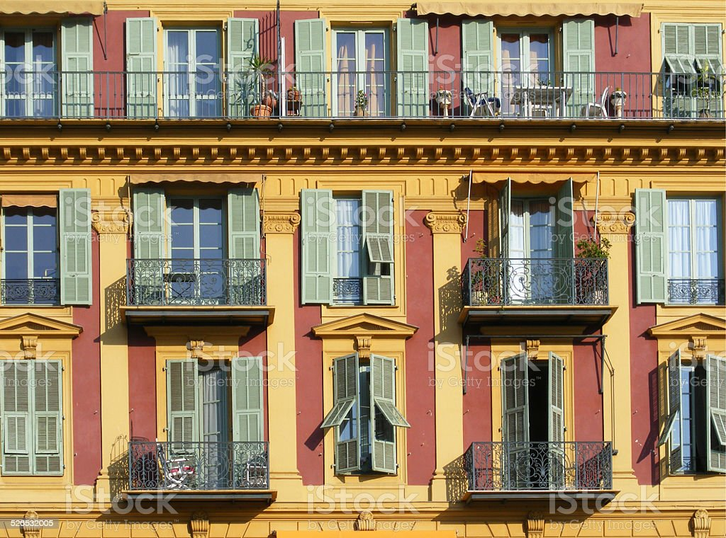 Immobilien stock photo