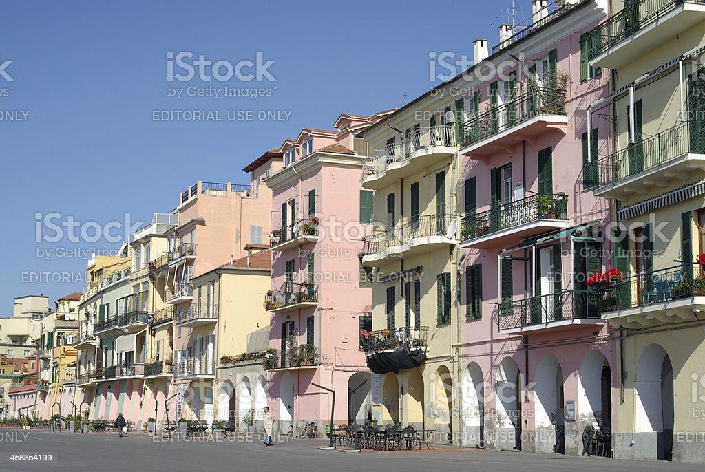 Imperia, Italy royalty-free stock photo